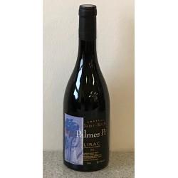 Frankrig, fransk rødvin, Palmes, Lirac Rouge, Saint Roch