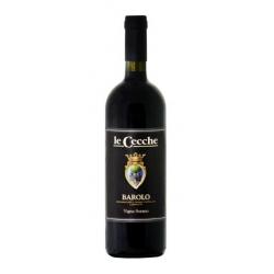 Italien, italiensk rødvin, Barolo Sorano, Le Cecche, Piemonte