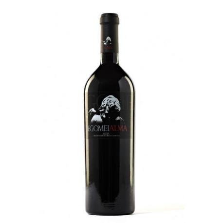 Spanien, spansk rødvin, Alma, Egomei