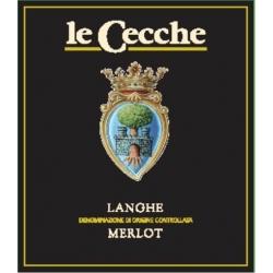 Langhe Merlot (2012), Le Cecche