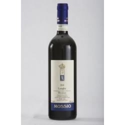 Italien, italiensk rødvin, Langhe Rosso d'Alba DOC, Virna